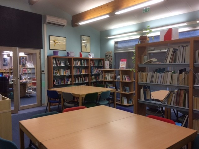 Secondary library